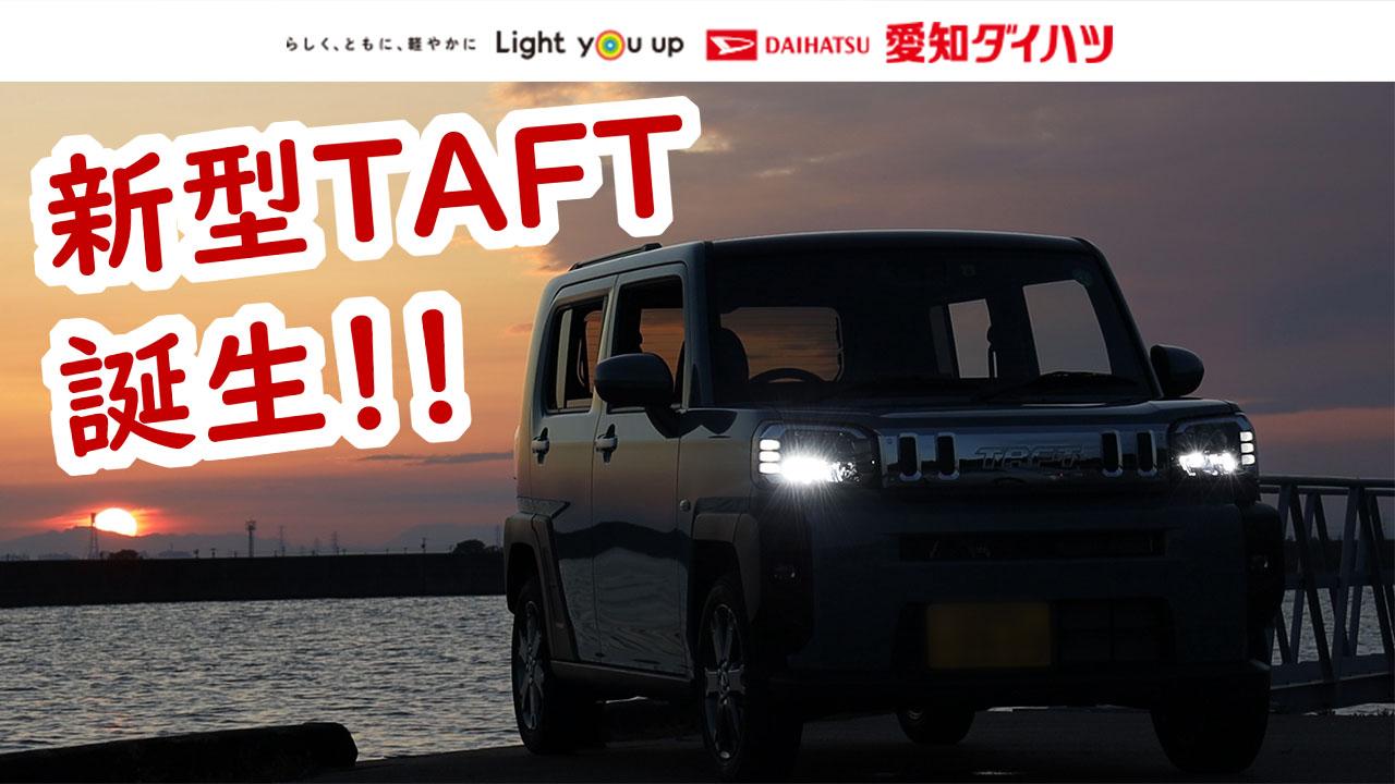 新型TAFTを動画でご紹介します!!