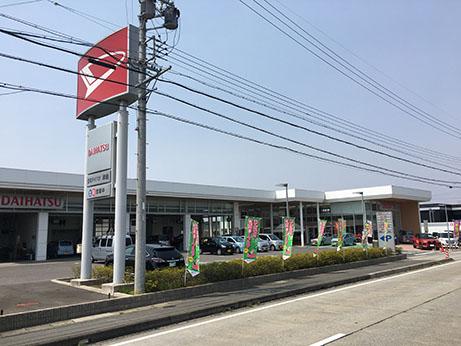 """西尾張中央道""""神守""""近くのお店です。"""