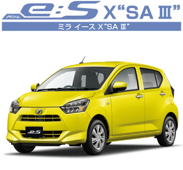 """ミラ イース X""""SA Ⅲ""""-A"""