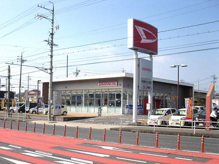 瀬港線(国道363号)沿いのお店